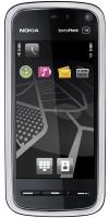 Nokia 5800 Xpress Music - черный/серебристый