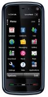 Nokia 5800 Xpress Music - черный/красный