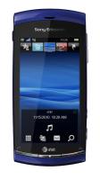 Sony Ericsson Vivaz (U5i) - синий