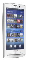 Sony Ericsson Xperia X10 - белый