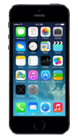 IPhone 5 IOS7 Black