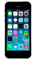 IPhone 5S Java Black