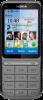 Nokia C3-01 (1 sim) - серый