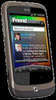 HTC F1 - черный