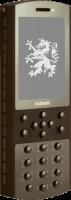 Mobiado Classic 712 (на оригинал базе Nokia 6500) - черный