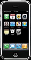 Apple iPhone 4Gb - черный