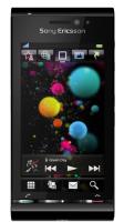 Sony Ericsson Satio - черный