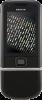 Nokia 8800 Sapphire Arte Black - оригинал