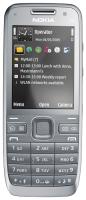 Nokia E52 - белый