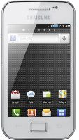 Samsung Galaxy Ace S5830 - белый
