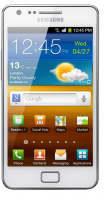 Samsung Galaxy S II i9100 - белый