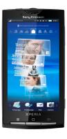 Sony Ericsson Xperia X10 - черный