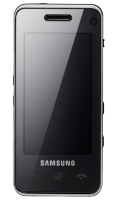Samsung SGH-F490 - черный