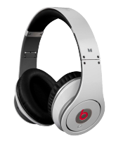 Monster Beats by Dr. Dre Studio - черно-белые
