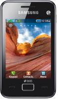 Samsung Star 3 Duos S5222 - черный