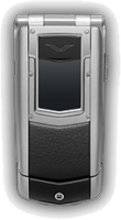 Vertu Constellation Ayxta - коричневый