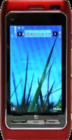 Nokia N8 mini - красный