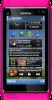 Nokia N8 - розовый